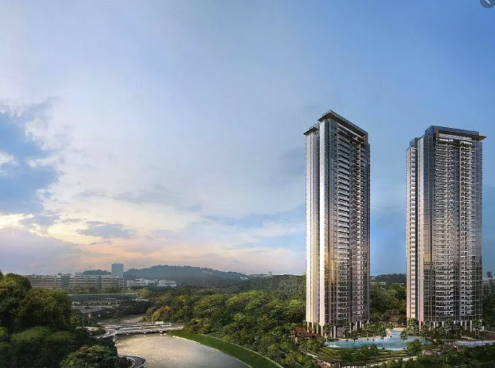 Whistler Grand Condo by City Developments Limited Also Developer for Canninghill Piers at Singapore River by City Developments Limited CDL and Capitaland